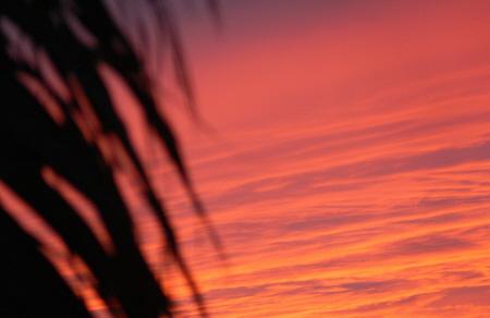 Sunset at Kembangan