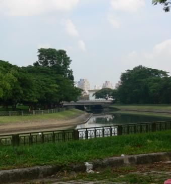 Canal in Potong Pasir Estate