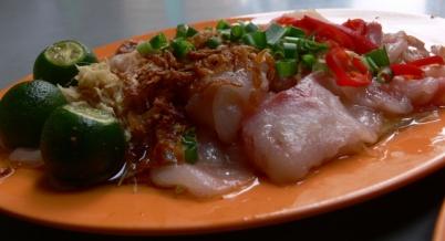 Tiong Shan - Raw Fish