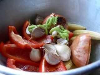 veggies being marinaded.jpg