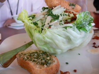 Caesar Salad at BROTH