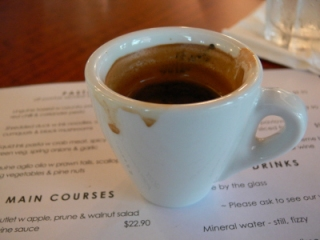 Expresso at BROTH