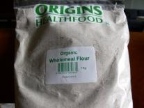 Organic Wholemeal Flour