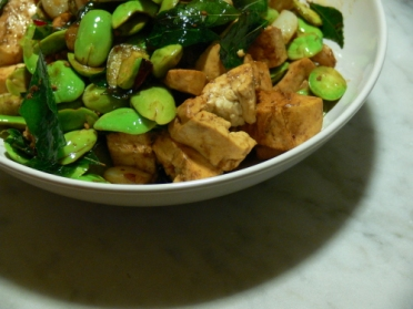 Petai Tofu