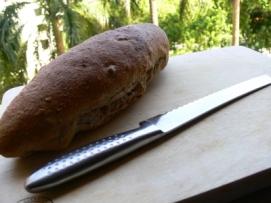 Walnut Bread from Swiss Bakery