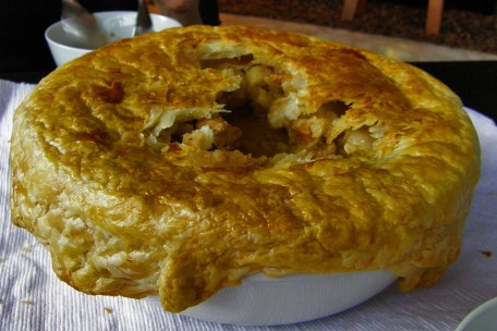 Homebaked Chicken Pie