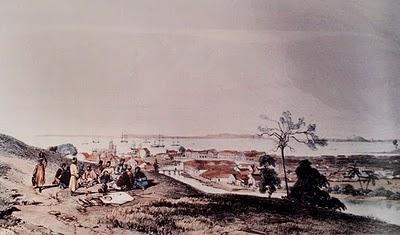 Work Life Balance in 1860 Singapore